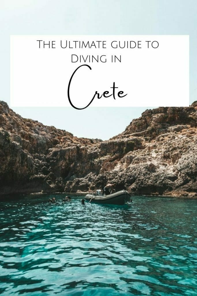 Pin for Crete Diving