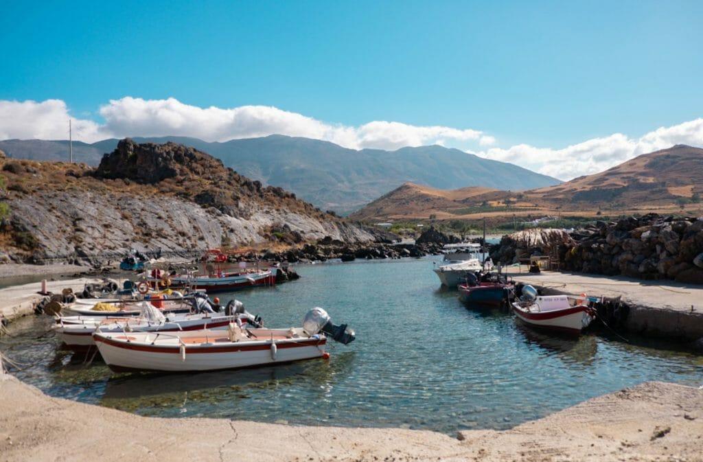 Crete Diving