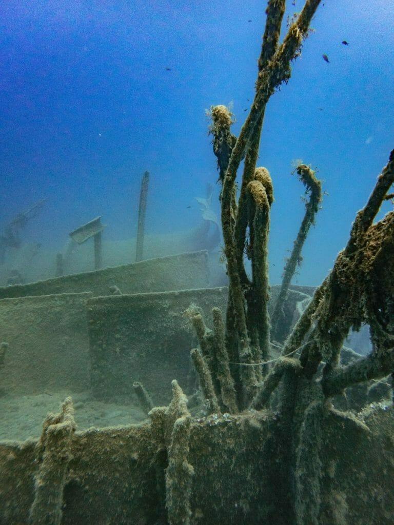 Minnewaska Wreck in Crete