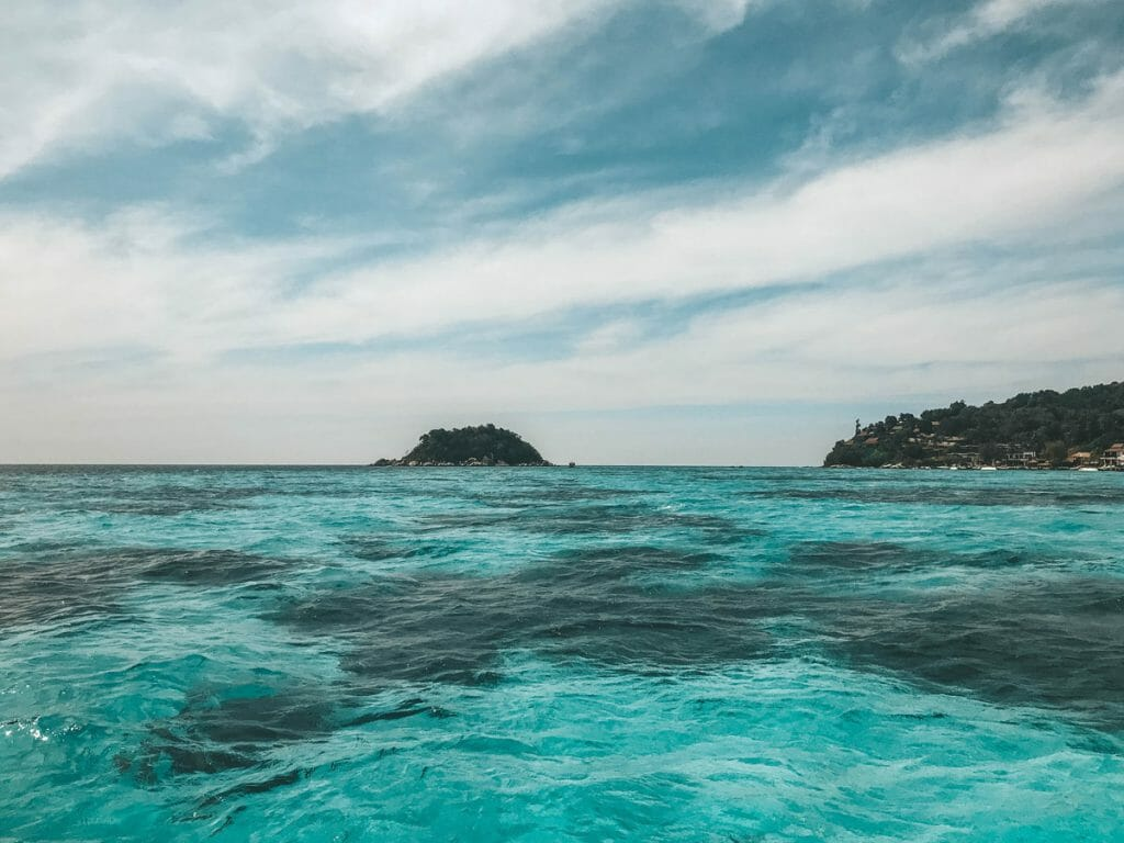 Diving in Koh Lipe