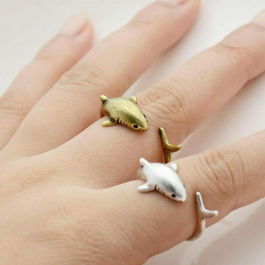 Atolea shark rings