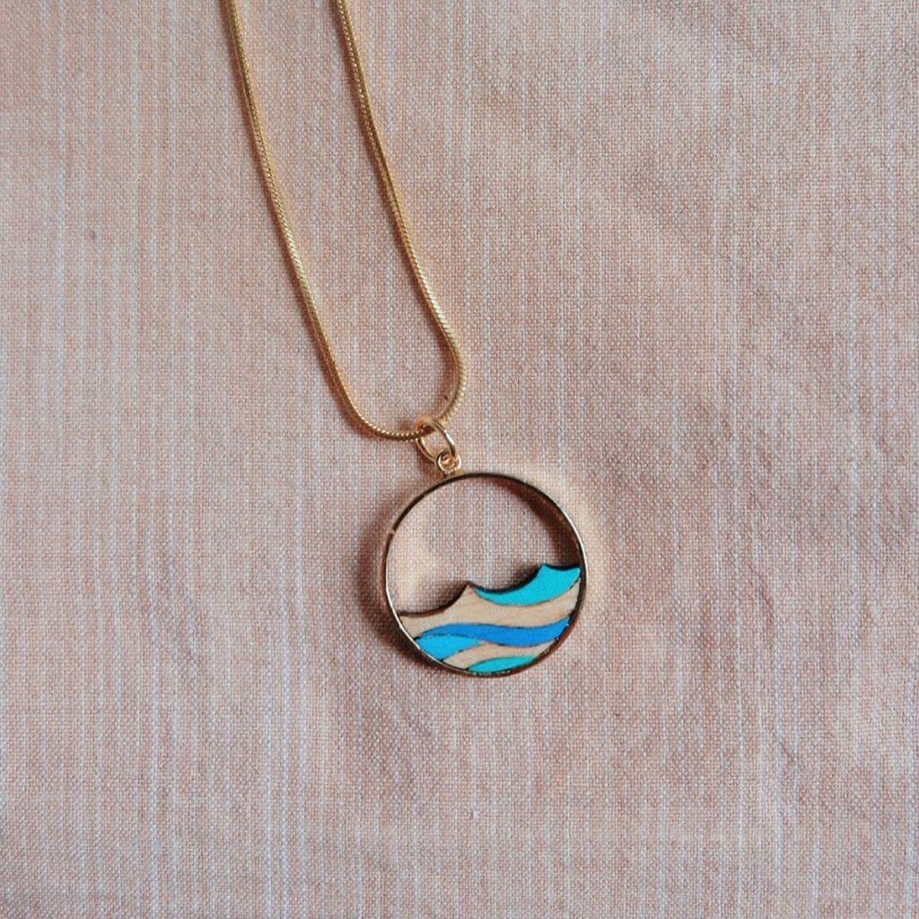 Paguro necklace